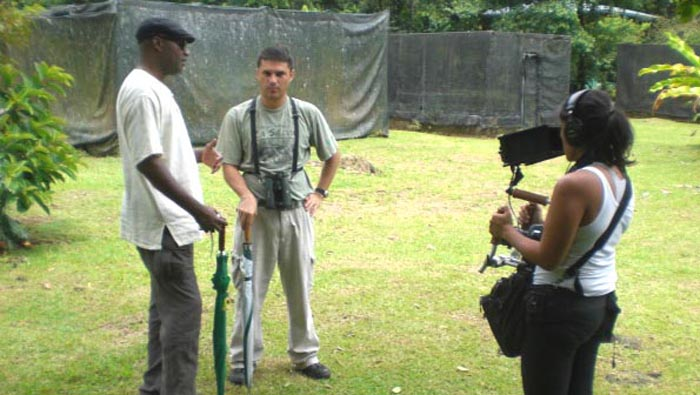 The BlacklAtlas.com crew visited the Sarapiquí La Selva Research Station in Sept 2010 to learn about nature's wonders.